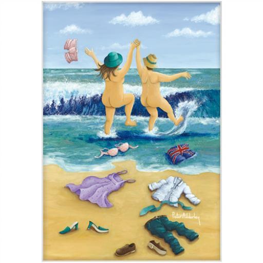 Peter Adderley Magnet - Skinny Dippers