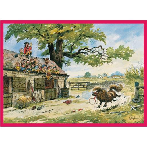 Thelwell Card - Show No Fear