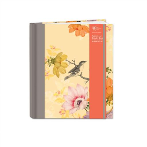 RHS Stationery - Address Book (A5)