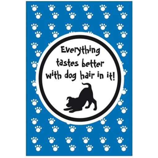 Fridge Magnet - Dog Hair