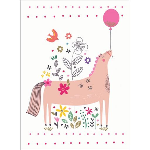 Marie Curie Card (Range 2) - Pretty Horse