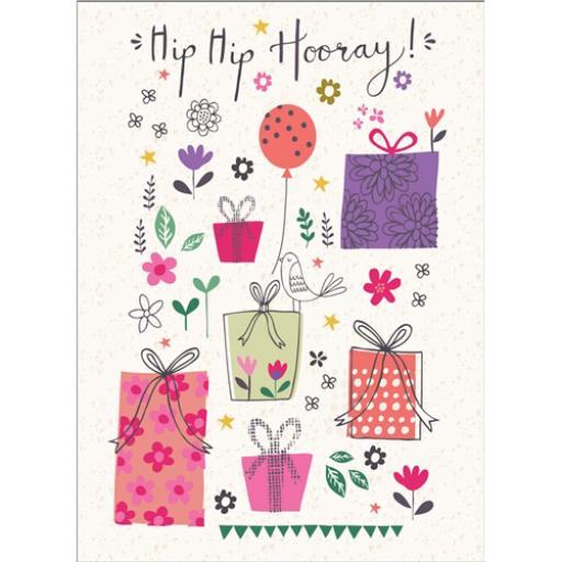 Marie Curie Card (Range 2) - Hip Hip Hooray Day