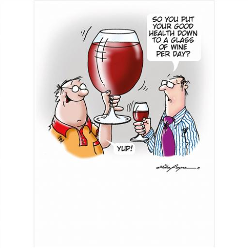 The Wine Buffs Collection - Glass A Day