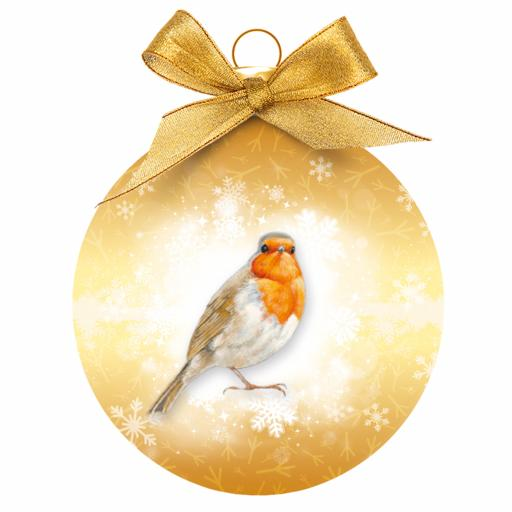 Baubles - Robin