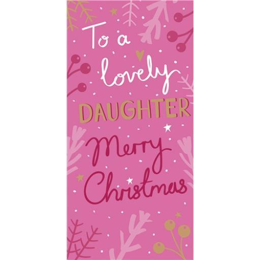 Christmas Card (Single) - Daughter