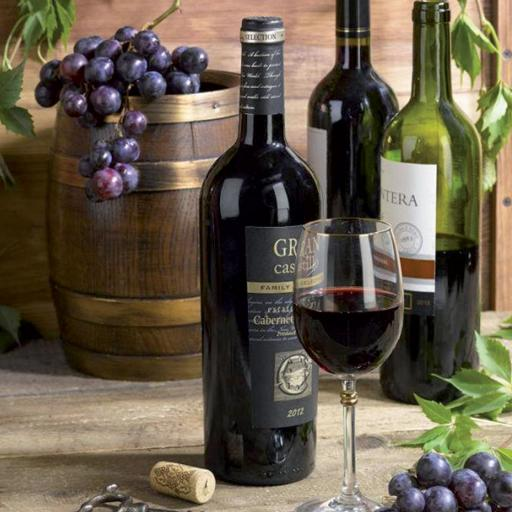 Quayside Gallery Card Collection - Wine Still Life
