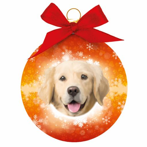 Baubles - Golden Retriever