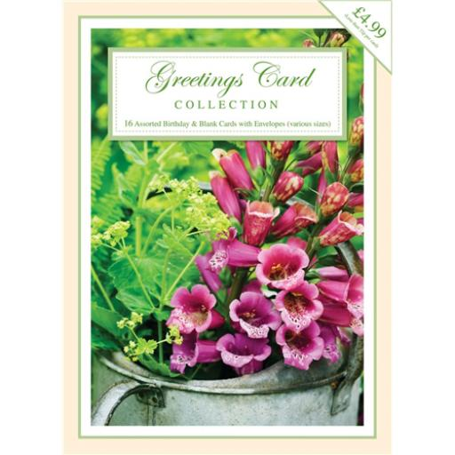Bumper Box Card Assortment - Floral