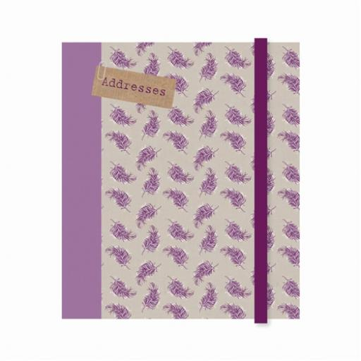 RSPB - Square Pocket Address Book