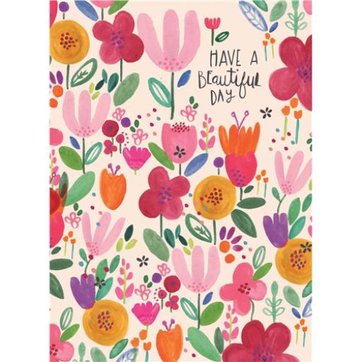 Marie Curie Card (Range 2) - Beautiful Day