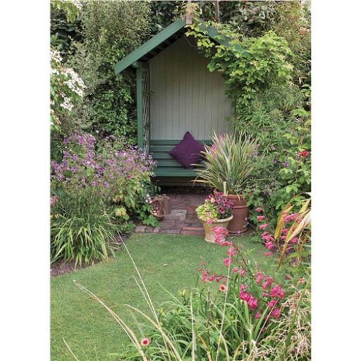 Beautiful Blanks Card - Garden Chair