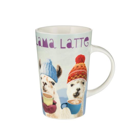 Latte Mug - Llama Latte