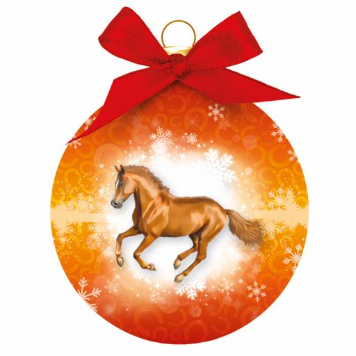 Baubles - Horse Running