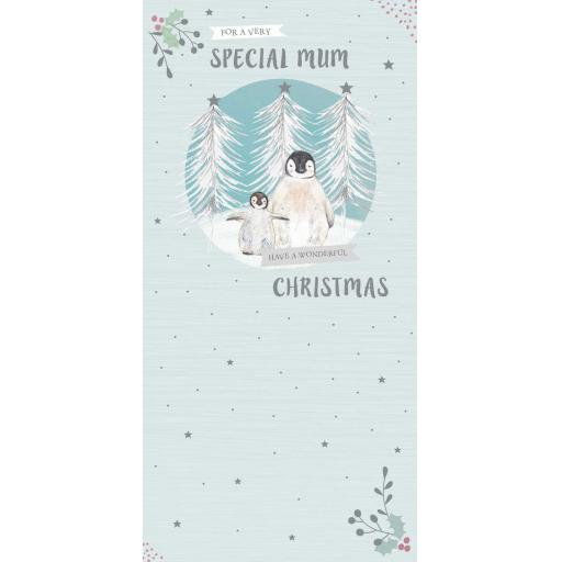 Christmas Card (Single) - Mum