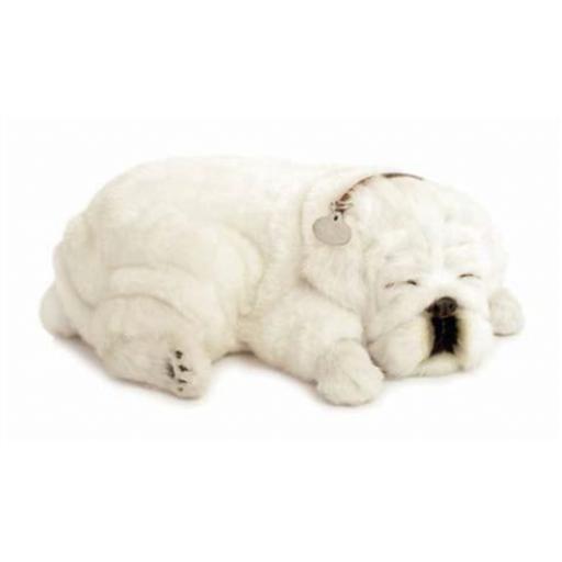 Precious Petzzz - White Bulldog