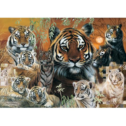Rectangular Jigsaw - Into The Wild