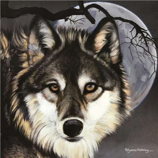 Pollyanna Pickering Collection - Wolf