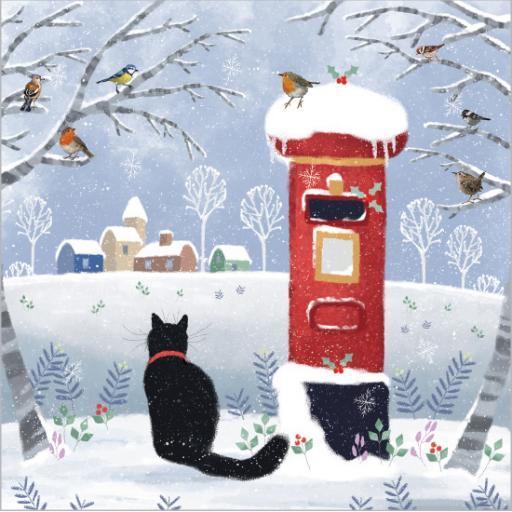 Charity Christmas Card Pack - Winter Wonder