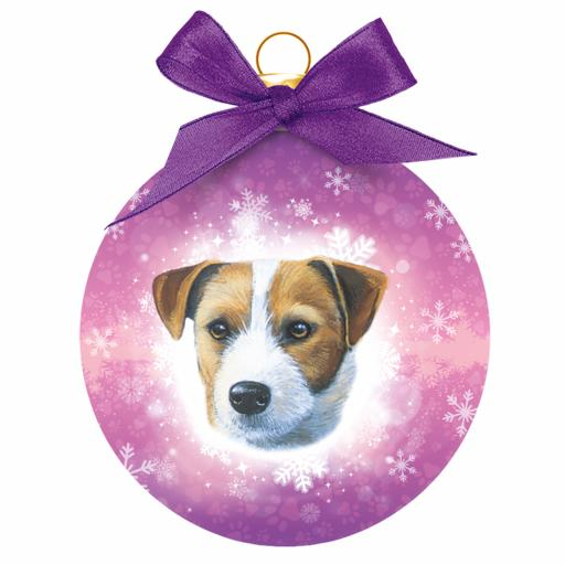 Baubles - Jack Russell