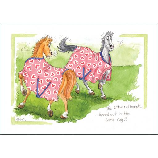 Alison's Animals Card Collection - Fashion Faux Pas
