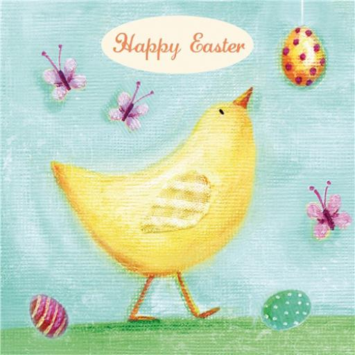 Easter Card Pack - Inquisitive Chick