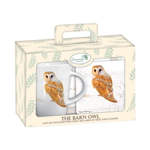 Tea Time Gift Set - The Barn Owl
