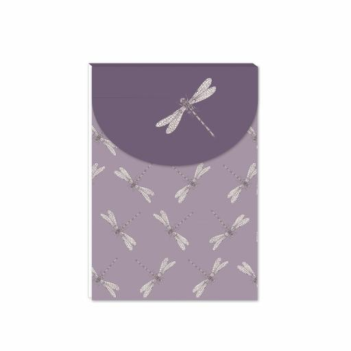 RSPB - Mini Magnetic Memo Pad (Dragonfly)