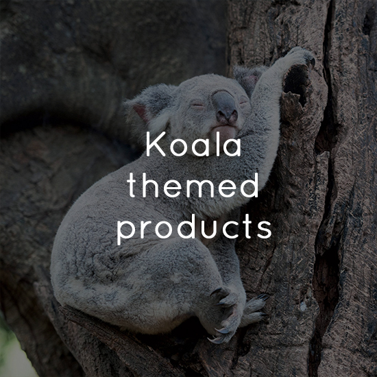 Koala themed products