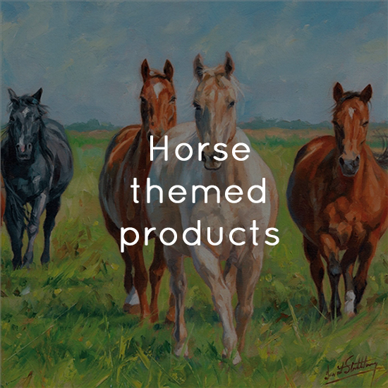 Horse themed products