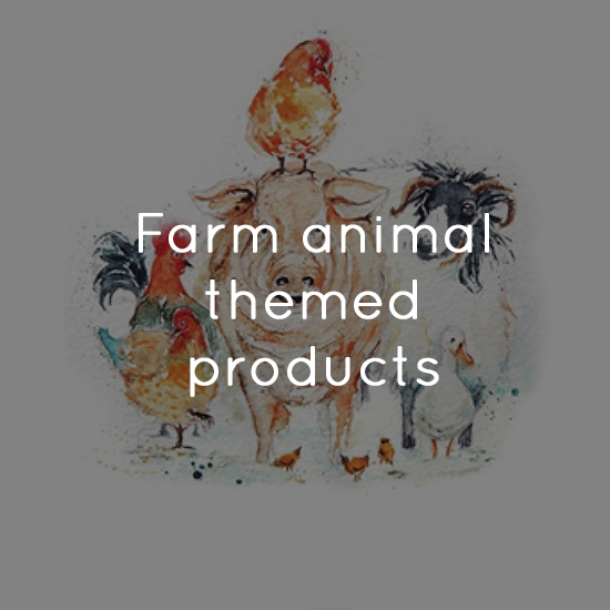 Farm Animal themed products