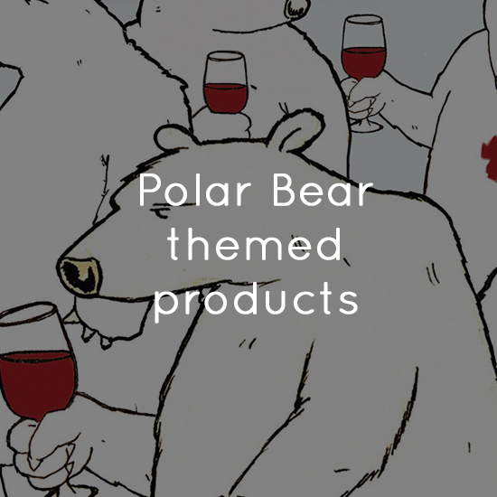 Polar Bear themed products