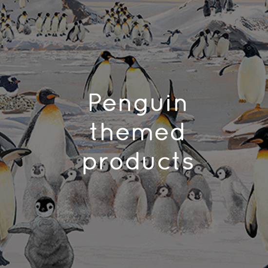 Penguin themed products