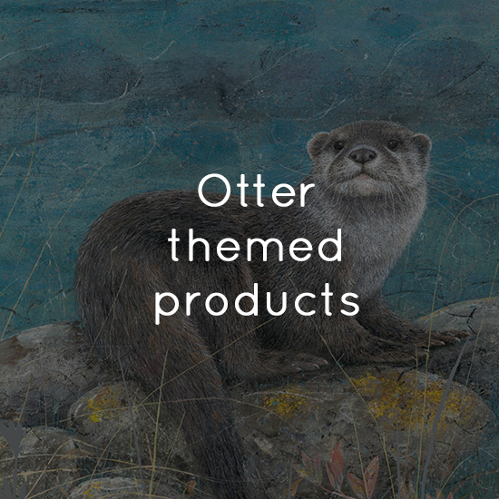 Otter themed products