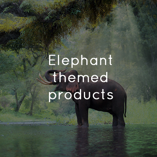Elephant themed products