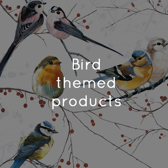 Bird themed products