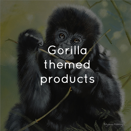 Gorilla themed products