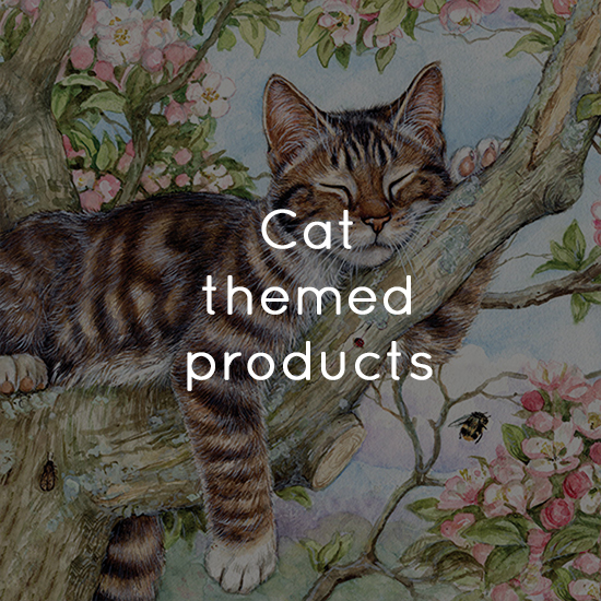 Cat themed products