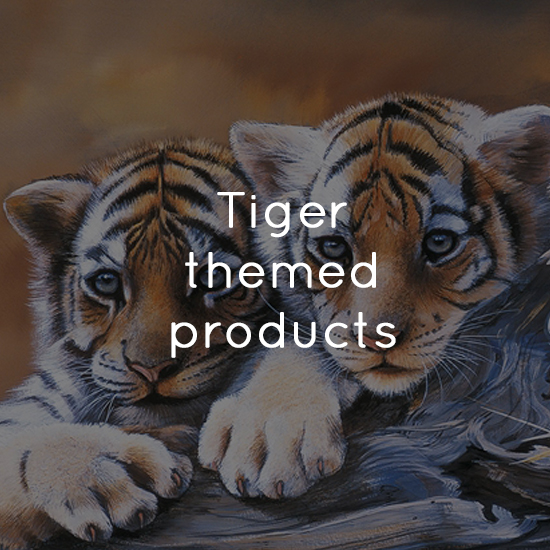 Tiger themed products
