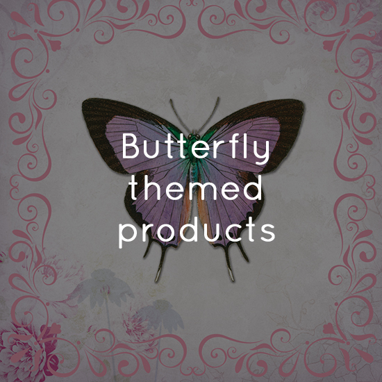 Butterfly themed products