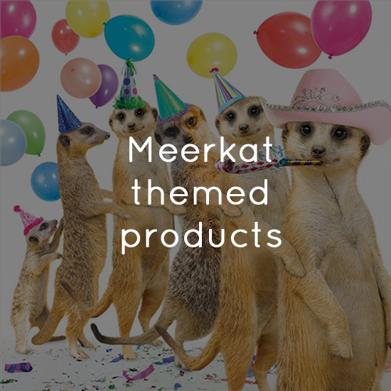 Meerkat themed products