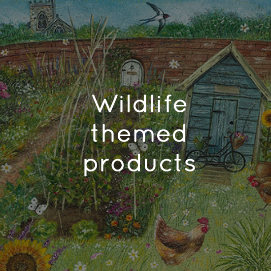 Wildlife themed products