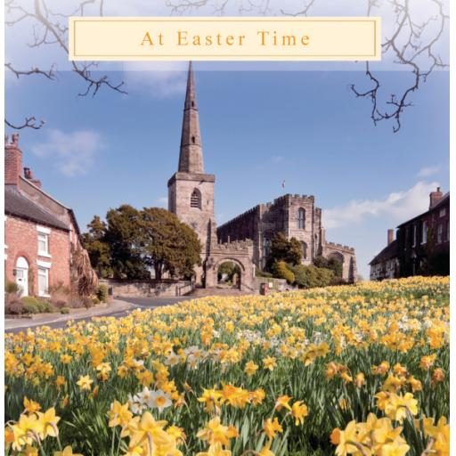 Easter Card Pack - Church