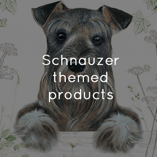 Schnauzer themed products