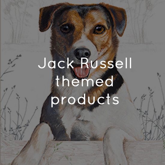 Jack Russell themed products