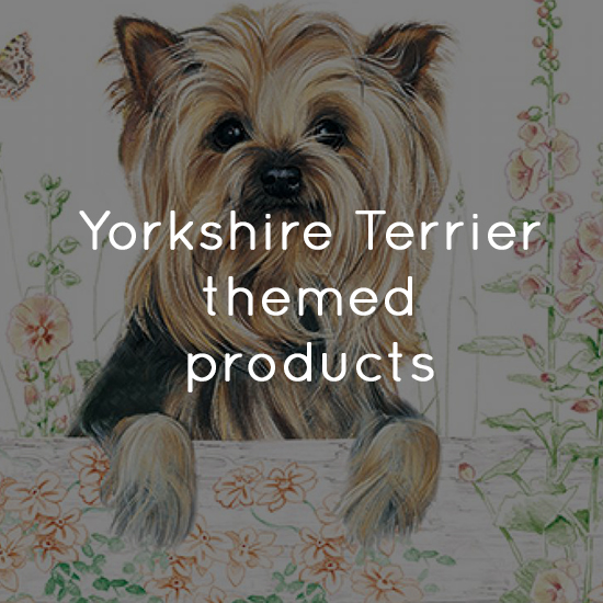 Yorkshire Terrier themed products