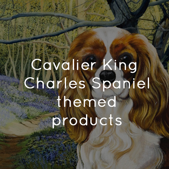 Cavalier King Charles themed products
