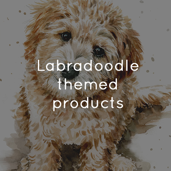 Labradoodle themed products
