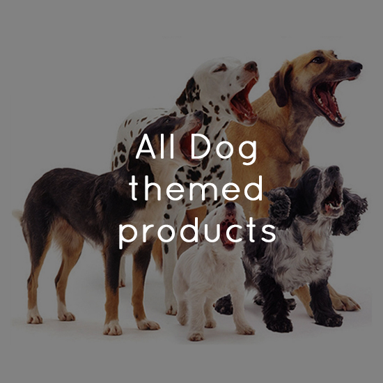 View all dog themed products