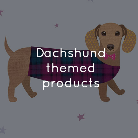 Dachshund themed products