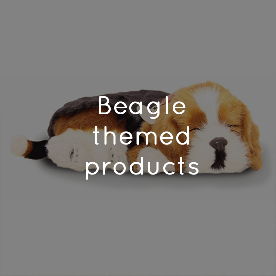 Beagle themed products